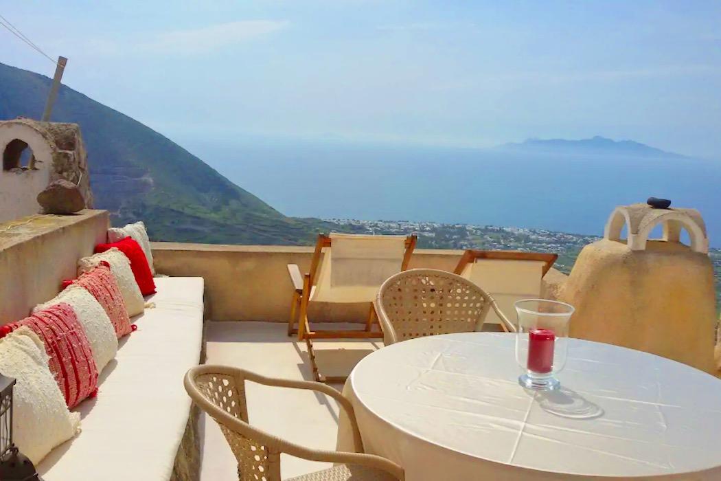 Cave House for Sale Santorini Pyrgos- Excellent Price