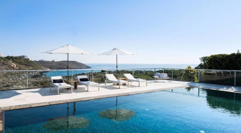 Complex of 8 Seafront Villas Chania Crete. Property for sale in Crete Chania, Hotel for sale Greece, greece real estate beachfront 19