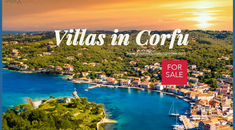 Corfu Real Estate, property for sale in Corfu, houses for sale in Corfu