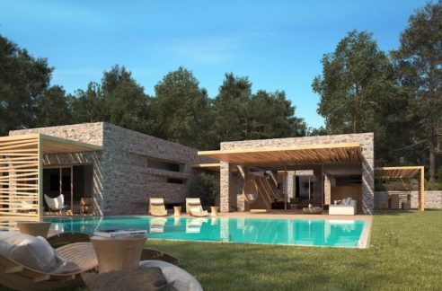 Golf Front Villa at Costa Navarino
