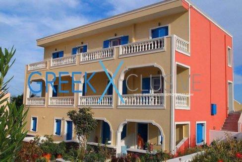 Hotel for Sale Santorini, Kamari. Property for sale in Kamari Santorini, Hotels for sale Greece, Hotels for Sale Santorini1