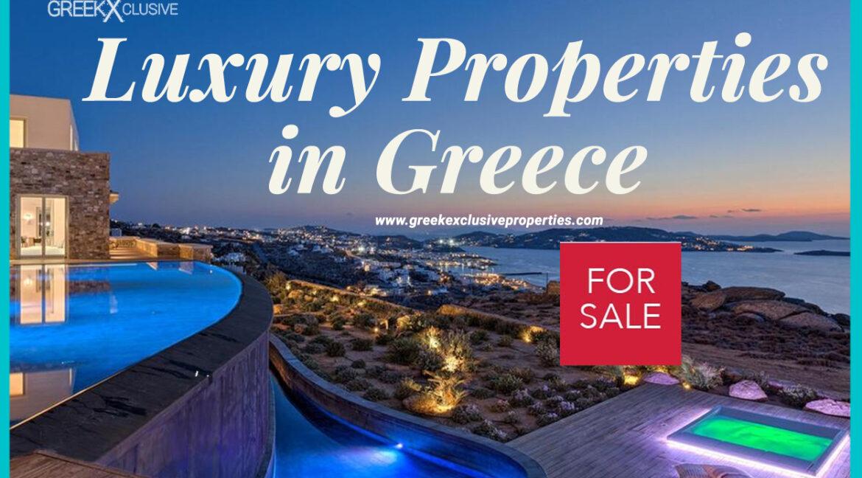 Luxury Greek Properties, Luxury Villas Greece, Luxury House in Greece