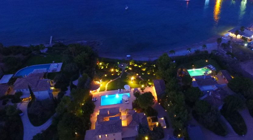 Luxury Seafront Villa for sale in Porto Heli. Property for sale in Greece beachfront, beach house for sale Mediterranean, Villa in Porto Heli 11