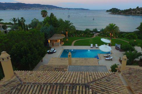 Luxury Seafront Villa for sale in Porto Heli. Property for sale in Greece beachfront, beach house for sale Mediterranean, Villa in Porto Heli 14