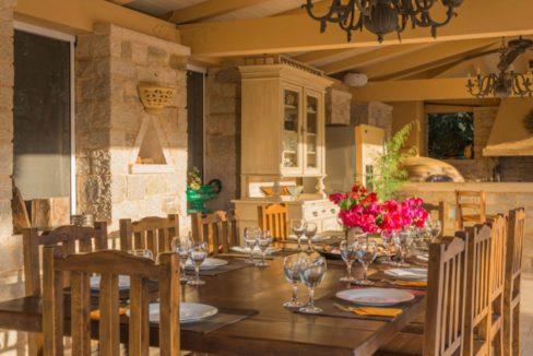 Luxury Seafront Villa for sale in Porto Heli. Property for sale in Greece beachfront, beach house for sale Mediterranean, Villa in Porto Heli 2