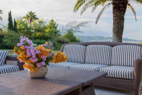 Luxury Seafront Villa for sale in Porto Heli. Property for sale in Greece beachfront, beach house for sale Mediterranean, Villa in Porto Heli 3