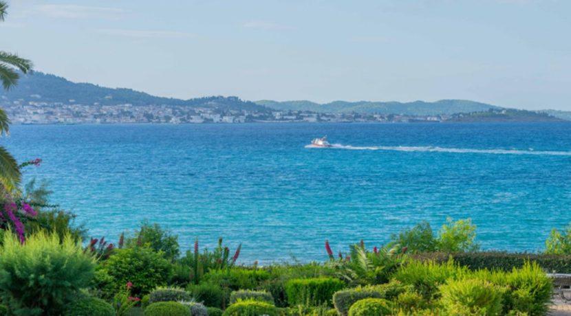 Luxury Seafront Villa for sale in Porto Heli. Property for sale in Greece beachfront, beach house for sale Mediterranean, Villa in Porto Heli 4