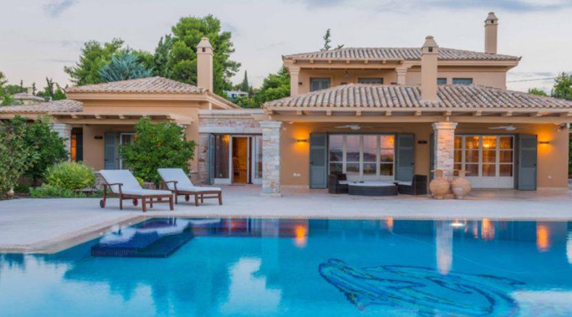 Luxury Seafront Villa for sale in Porto Heli. Property for sale in Greece beachfront, beach house for sale Mediterranean, Villa in Porto Heli 7