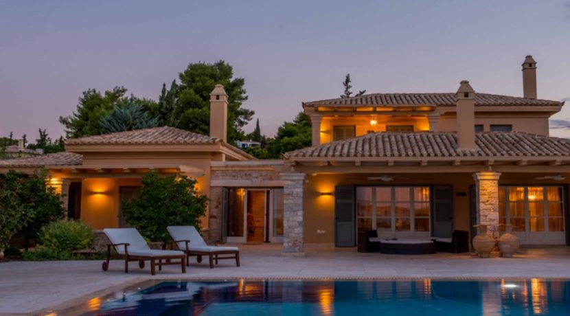 Luxury Seafront Villa for sale in Porto Heli. Property for sale in Greece beachfront, beach house for sale Mediterranean, Villa in Porto Heli 9