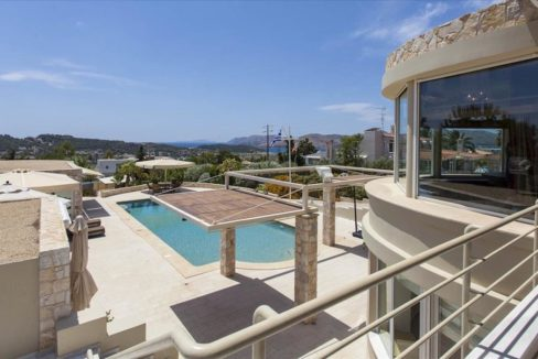 Luxury Villa for sale in South Attica, Anavyssos for sale 18