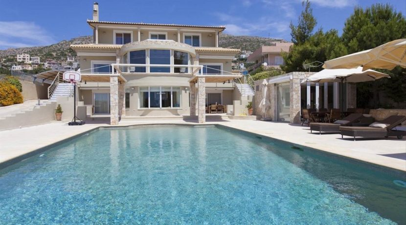 Luxury Villa for sale in South Attica, Anavyssos for sale 24