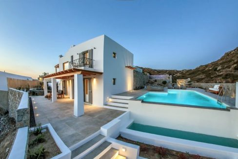 Luxury Villa in Naxos Island Greece. Luxury Villa Naxos, Naxos beach villas, Beachfront houses for sale in Greek islands