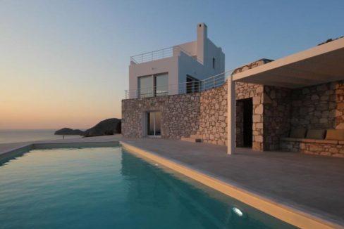 Luxury Villa in Syros island near the sea, Aegean homes, Syros Greece, buy a house in Cyclades