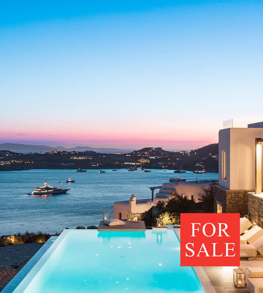 Luxury Villas Greece