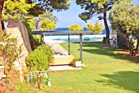 Luxury Villas Greece for sale, Property for sale in Greece beachfront, Greece property for sale by the beach 1