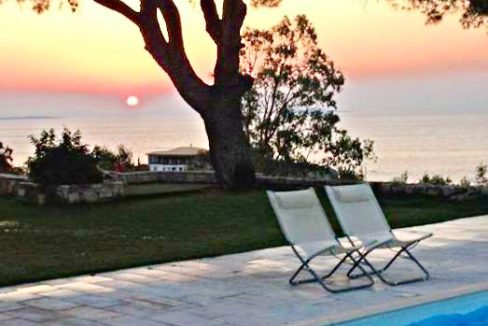 Luxury Villas Greece for sale, Property for sale in Greece beachfront, Greece property for sale by the beach 13