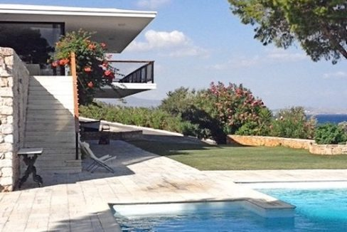 Luxury Villas Greece for sale, Property for sale in Greece beachfront, Greece property for sale by the beach 5