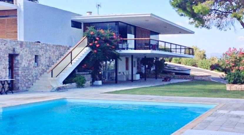 Luxury Villas Greece for sale, Property for sale in Greece beachfront, Greece property for sale by the beach 6