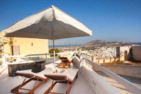 Luxury houses for sale in Santorini. Homes for sale in Santorini Greece 1