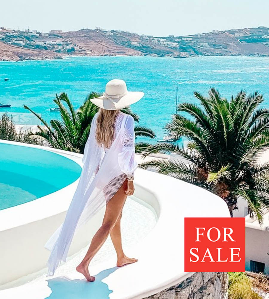 Mykonos Luxury Villas for Sale