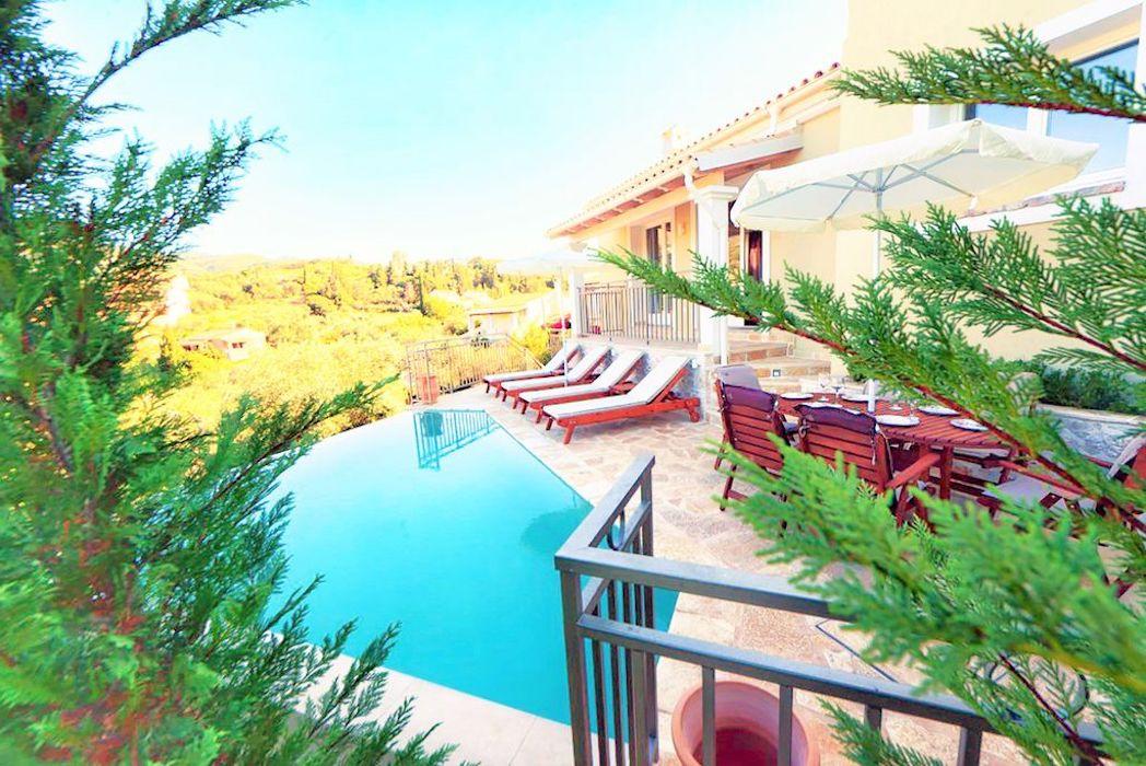 Property in Corfu Greece