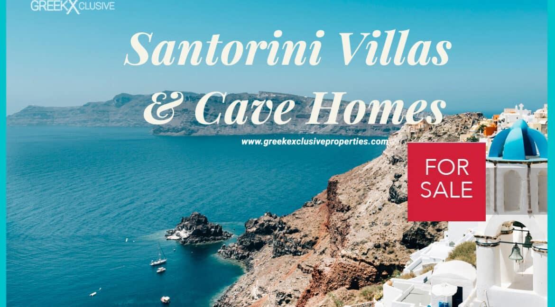 Santorini Properties for Sale, Santorini Cave House, Santorini Real Estate