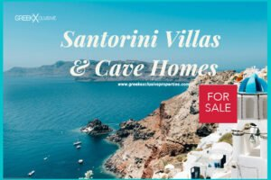 Santorini Properties for Sale, Santorini Cave House, Santorini Real Estate