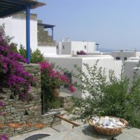 Sea View Cottage Cyclades Greece, Tinos Island. Cyclades property for sale, Greece property for sale by the beach, cheap house by the sea