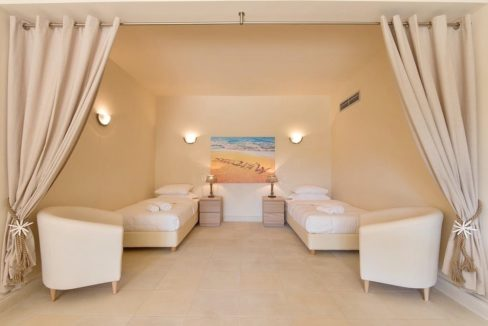Seafront Luxury Villa in Porto Heli, Peloponnese. Beachfront houses for sale in Greek islands, Greece property for sale by the beach 12