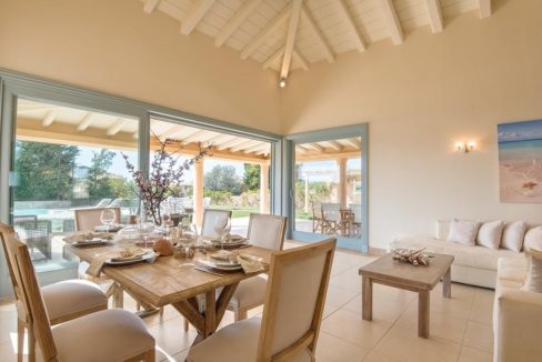 Seafront Luxury Villa in Porto Heli, Peloponnese. Beachfront houses for sale in Greek islands, Greece property for sale by the beach 15
