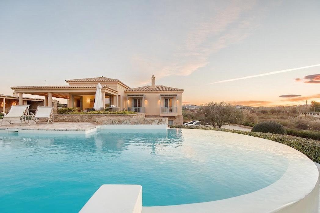 Seafront Luxury Villa in Porto Heli, Peloponnese