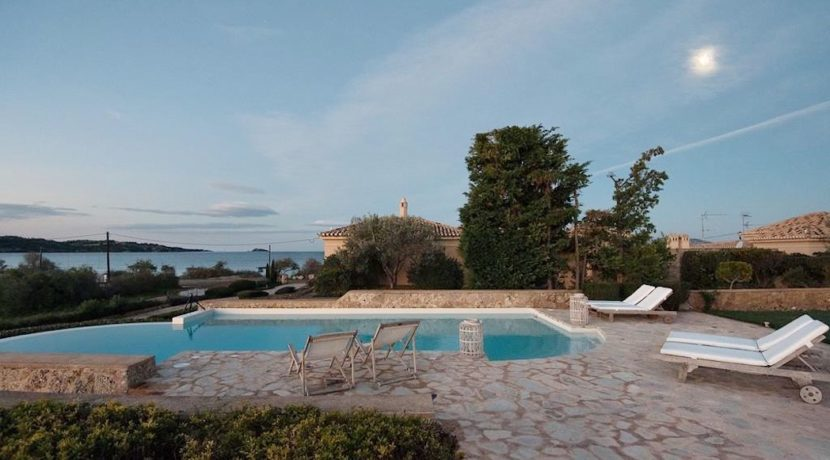 Seafront Luxury Villa in Porto Heli, Peloponnese. Beachfront houses for sale in Greek islands, Greece property for sale by the beach 2