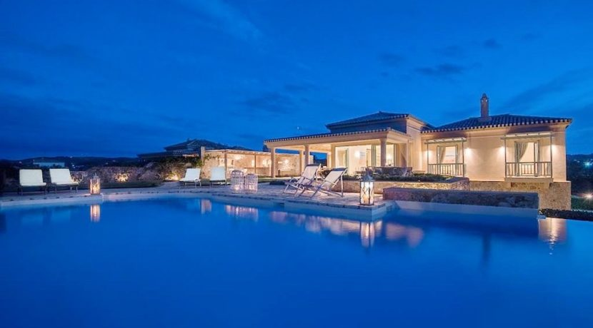 Seafront Luxury Villa in Porto Heli, Peloponnese. Beachfront houses for sale in Greek islands, Greece property for sale by the beach 3