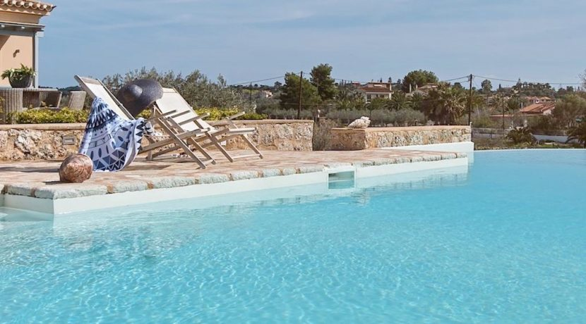 Seafront Luxury Villa in Porto Heli, Peloponnese. Beachfront houses for sale in Greek islands, Greece property for sale by the beach 5