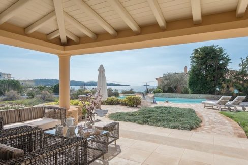 Seafront Luxury Villa in Porto Heli, Peloponnese. Beachfront houses for sale in Greek islands, Greece property for sale by the beach 7