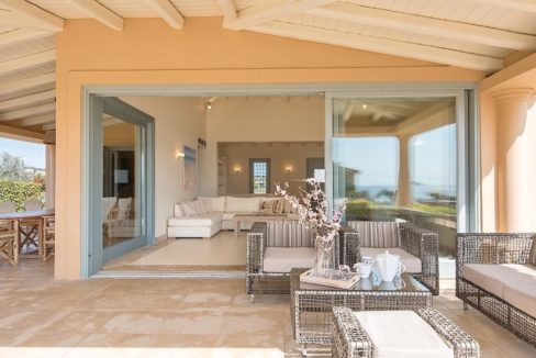 Seafront Luxury Villa in Porto Heli, Peloponnese. Beachfront houses for sale in Greek islands, Greece property for sale by the beach 8