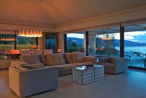 Seafront Villa Porto Heli, Peloponnese. Luxury property for sale Peloponnese, Peloponnese property for sale, Greece property for sale by the beach 11
