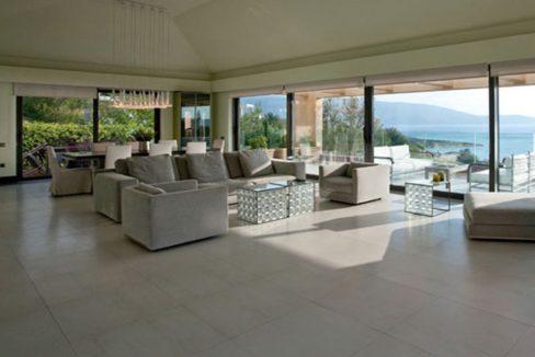 Seafront Villa Porto Heli, Peloponnese. Luxury property for sale Peloponnese, Peloponnese property for sale, Greece property for sale by the beach 12