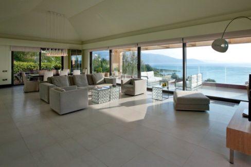 Seafront Villa Porto Heli, Peloponnese. Luxury property for sale Peloponnese, Peloponnese property for sale, Greece property for sale by the beach 17