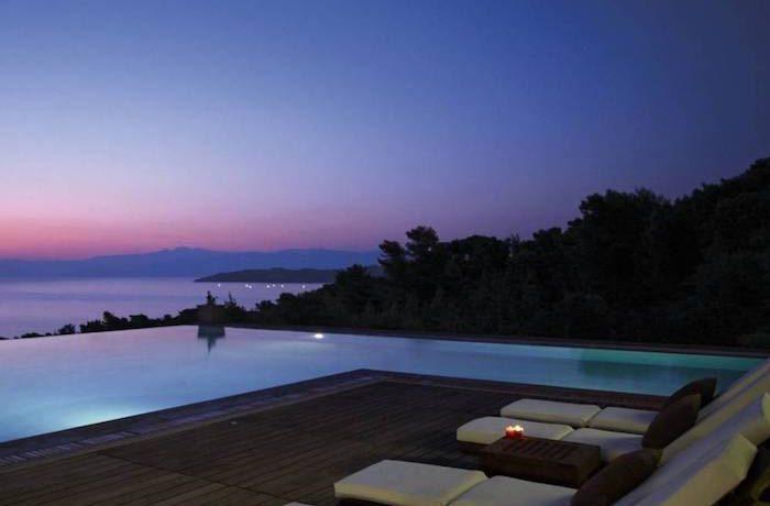 Seafront Villa Porto Heli, Peloponnese. Luxury property for sale Peloponnese, Peloponnese property for sale, Greece property for sale by the beach 18
