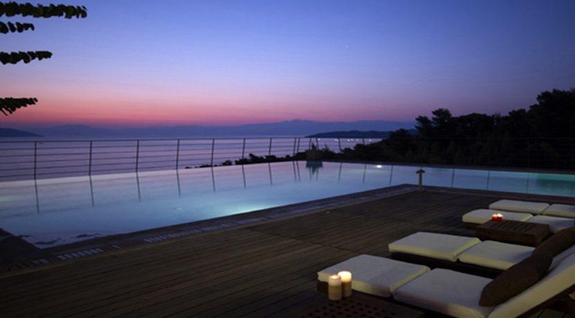 Seafront Villa Porto Heli, Peloponnese. Luxury property for sale Peloponnese, Peloponnese property for sale, Greece property for sale by the beach 2