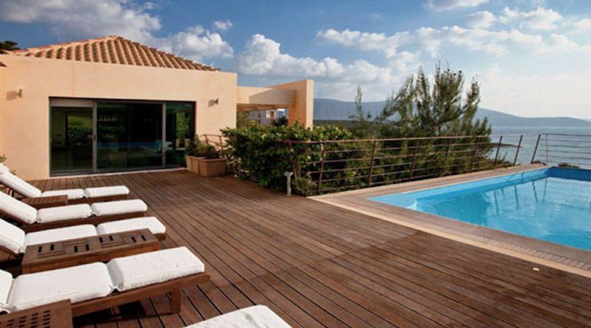 Seafront Villa Porto Heli, Peloponnese. Luxury property for sale Peloponnese, Peloponnese property for sale, Greece property for sale by the beach 7