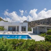 Seafront Villa near Ierapetra in Crete. Crete property for sale or rent