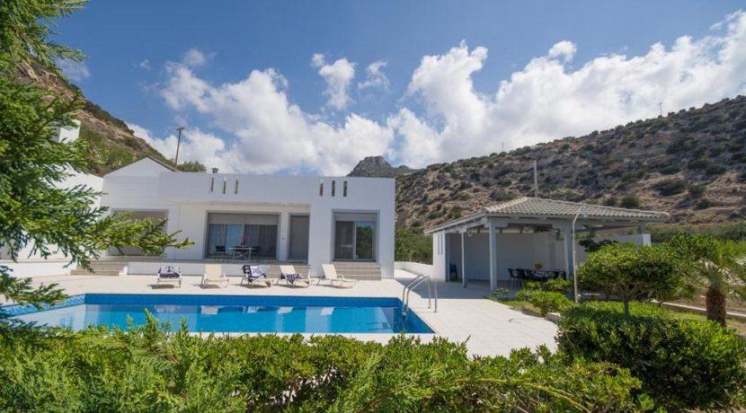 Seafront Villa near Ierapetra in Crete. Crete property for sale or rent