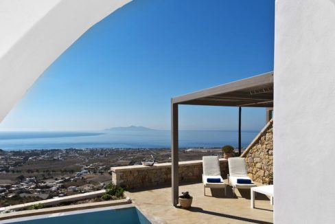 2 Luxury Villas for Sale Santorini, Exo Gonia, Luxury houses for sale in Santorini, Santorini property for sale, buying property in Santorini Greece