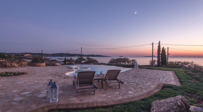 Amazing Seafront Villa in Peloponnese, Porto Heli , Ermioni Peloponnese Villa for sale, Porto Heli Villa for Sale, Petrothallasa Peloponnese 12