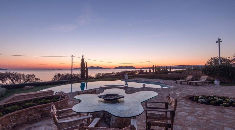 Amazing Seafront Villa in Peloponnese, Porto Heli , Ermioni Peloponnese Villa for sale, Porto Heli Villa for Sale, Petrothallasa Peloponnese 13