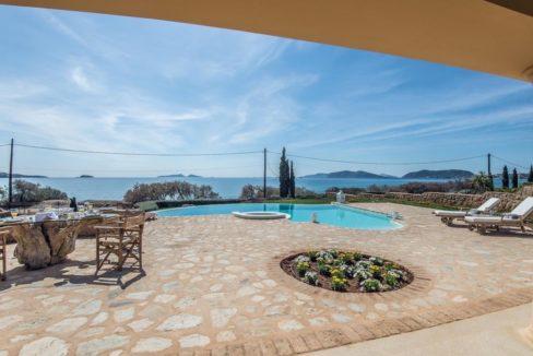 Amazing Seafront Villa in Peloponnese, Porto Heli , Ermioni Peloponnese Villa for sale, Porto Heli Villa for Sale, Petrothallasa Peloponnese 2