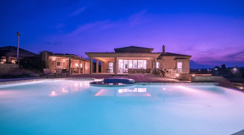 Amazing Seafront Villa in Peloponnese, Porto Heli , Ermioni Peloponnese Villa for sale, Porto Heli Villa for Sale, Petrothallasa Peloponnese