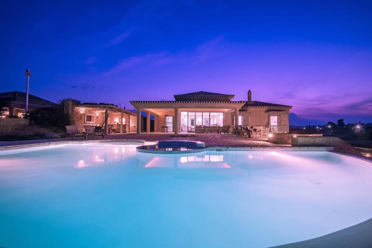 Amazing Seafront Villa in Peloponnese, Porto Heli